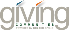 Giving Communities - Powered by Bolder Giving